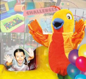 Paradisimo Spielplatz - Birthdays - Lounge
